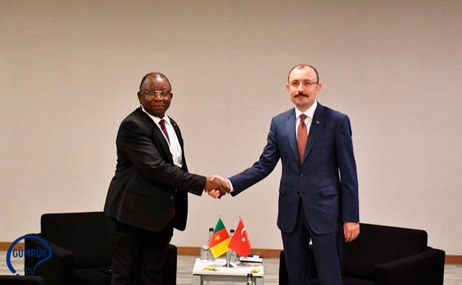 Ticaret Bakanı Muş, Afrikalı Mevkidaşları İle Görüştü