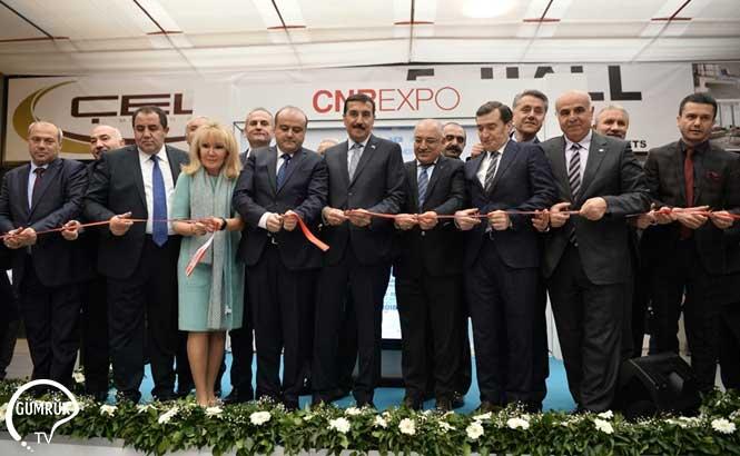 Bakan Tüfenkci, 14'üncü Uluslararası İstanbul Mobilya Fuarı'nın Açılışını Yaptı