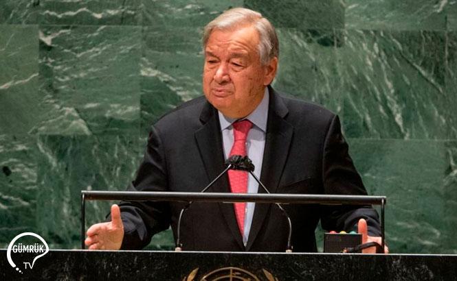 BM Genel Sekreteri Ülkeleri Yeşil Ekonomiye Geçmeye Çağırdı