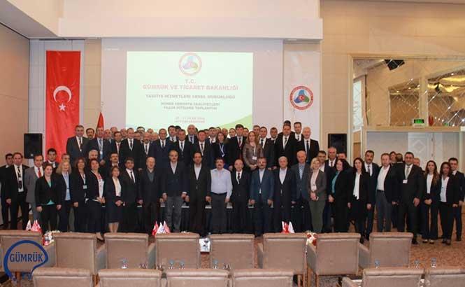 Gümrük ve Ticaret Bakanlığı Tasfiye Hizmetleri Genel Müdürlüğü Tarafından Düzenlenen Döner Sermaye Faaliyetleri Yıllık İstişare Toplantısı