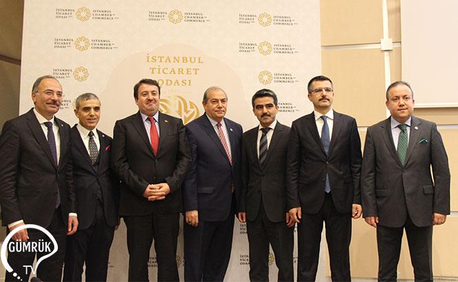 Ekonomik Kalkınma için Yeni Gümrük Vizyonu Zümre Toplantısı