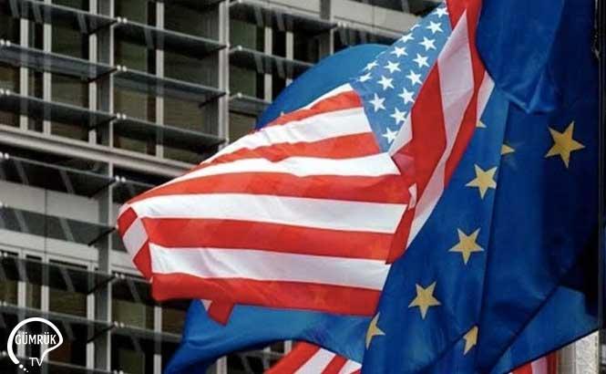 Avrupa Birliği'den ABD'ye Rest