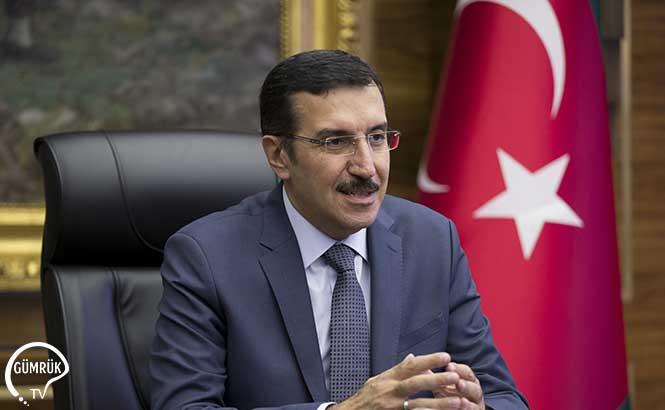 Gümrük Ve Ticaret Bakanı Bülent Tüfenkci'nin 26 Ocak Dünya Gümrük Günü Mesajı