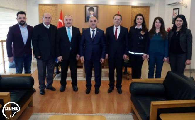Kayseri'de Gümrük Günü Kutlaması