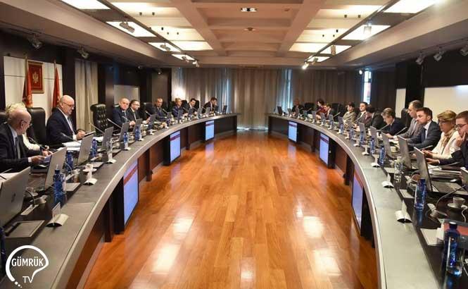 Karadağ ile Türkiye arasında Protokolün Onaylanması ve Serbest Ticaret Anlaşması