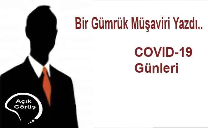 COVID-19 GÜNLERİ