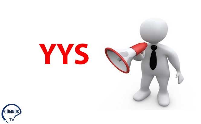 YYS Yıllık Faaliyet Raporları ve KDS Sorgulaması Uyumsuzları