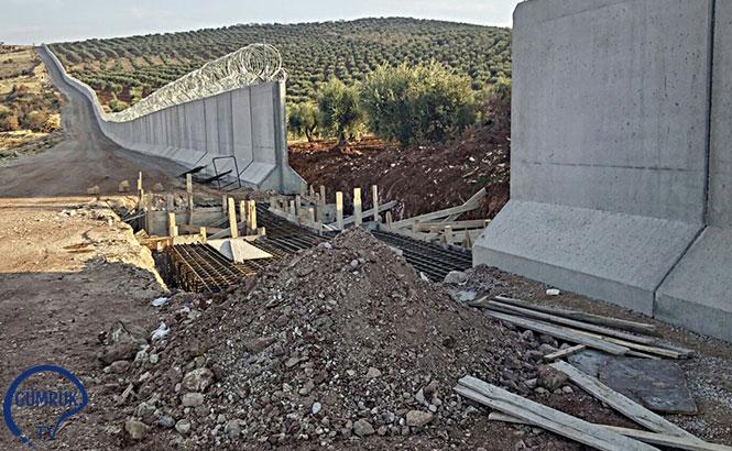 Türkiye-Suriye Sınırına 'Balistik Kapı'