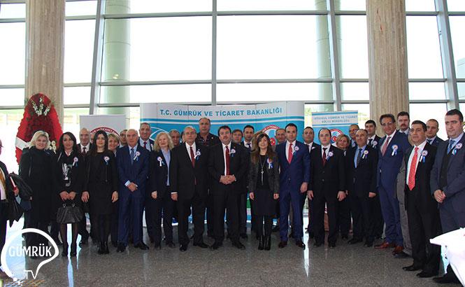 Muratbey Gümrük Müdürlüğü'nde 'Dünya Gümrük Günü' Kutlandı
