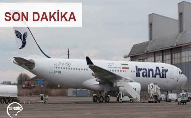 İran Uçuşları Durduruldu