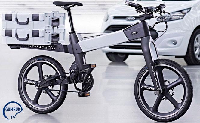 Elektrikli Bisiklet Üretimi İçin Ortak Yatırım Anlaşması İmzalandı