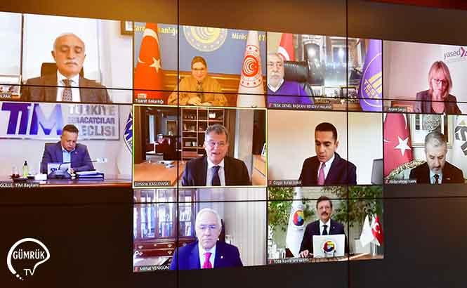 Ticaret Bakanlığının 18. İstişare Kurulu Toplantısı Yapıldı