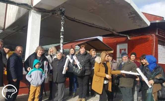 Dünya Gümrük Günü, Kırklareli'nin Dereköy Sınır Kapısında Geçiş Yapan Yolcularla Birlikte Kutlandı