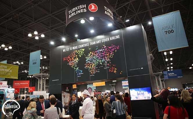 New York Seyahat Fuarına Türkiye Damga Vurdu