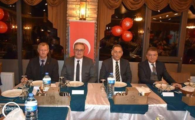 Batı Marmara Gümrük ve Ticaret Bölge Müdürlüğünden Kutlama Yemeği