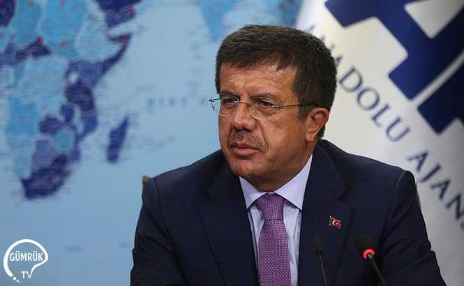 Ekonomi Bakanı Nihat Zeybekci; Çelik Artışıyla Gümrük Vergileri Sıfırlandı ve Bunun da Olumlu Sonuçları Alınmaya Başlandı
