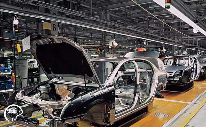 İngiltere'de Otomobil Üretimi Ekim Ayında Yüzde 18.2 Azaldı