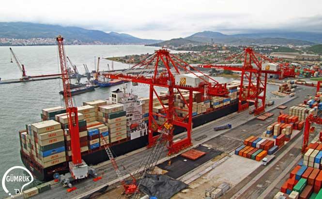 Liman İşletmeleri Konteyner Taşımacılığında Rekor Kırdı