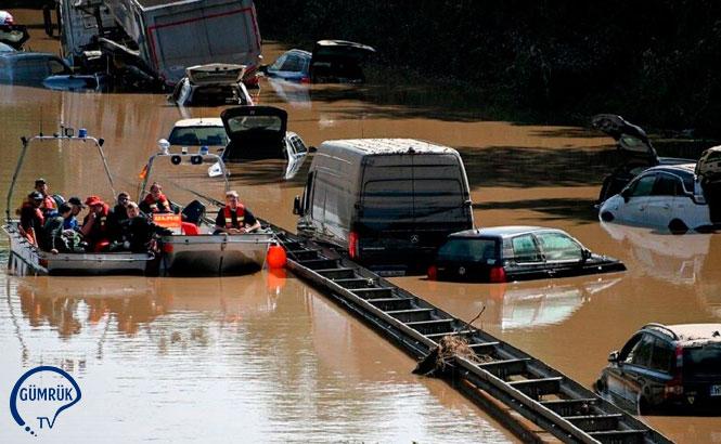 KRV Eyalet Hükümeti Tarafından Sel Mağdurları İçin Yardım Paketi Açıklandı