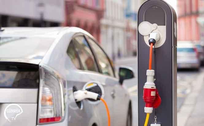 2025'de Çin'deki Her Beş Araçtan Birisi Yeni Nesil Enerjili Olacak