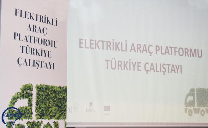 Borusan Lojistik Elektrikli Araç Platformu Projesi Çalıştayı