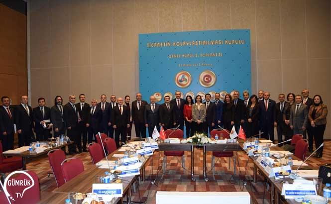 Ticaretin Kolaylaştırılması Kurulu Genel Kurulu 2'nci Toplantısı Yapıldı