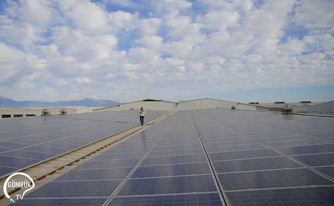 Antalya'dan 12 Ülkeye Güneş Paneli İhraç Ediyor