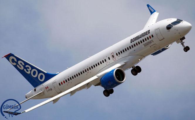 ABD Uluslararası Ticaret Komisyonu Boeing ile Kanadalı rakibi Bombardier Arasındaki Damping Davasında Bombardier Lehine Karar Verdi