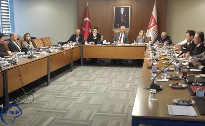 Paydaşlarla Buluşma Toplantılarının Üçüncüsü Orta Anadolu İhracatçılar Birliği'nde Gerçekleşti
