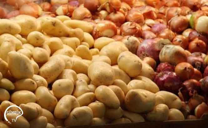 Soğan ve Patates Piyasası Yakın Takipte