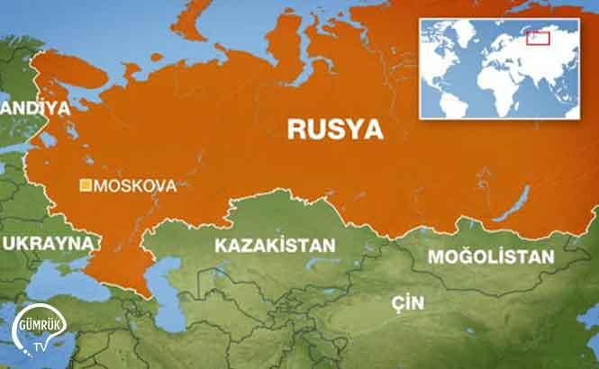Rusya Federasyonu Transit Takip Sistemi Uygulamaları
