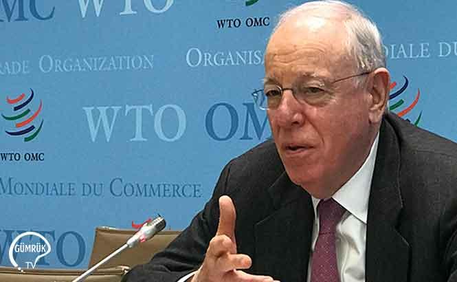 """Wolff """"Çok Taraflı Ticaret Sisteminin Geleceğini Düşünmenin Zamanı Geldi"""""""