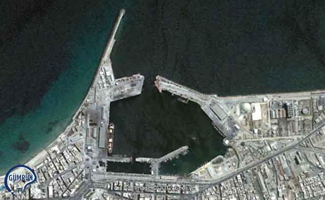 Tunus Rades Port'a Ro-Ro Seferileri Başladı