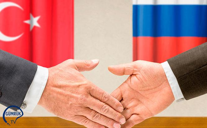 Türkiye Rusya Arasında Ticaret Heyeti Gerçekleştirilecek