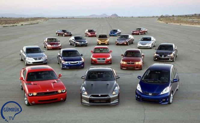 Otomotivde ve Bazı Ürünlerde Gümrük Vergisi Alınmayacak!