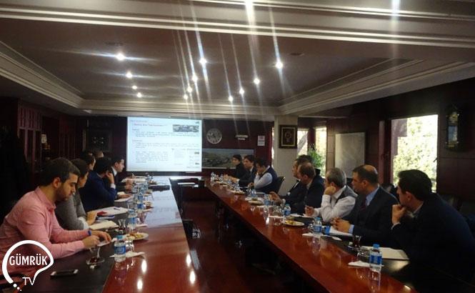 TÜİK'den, UND'ye Taşıma İstatistikleri Ziyareti