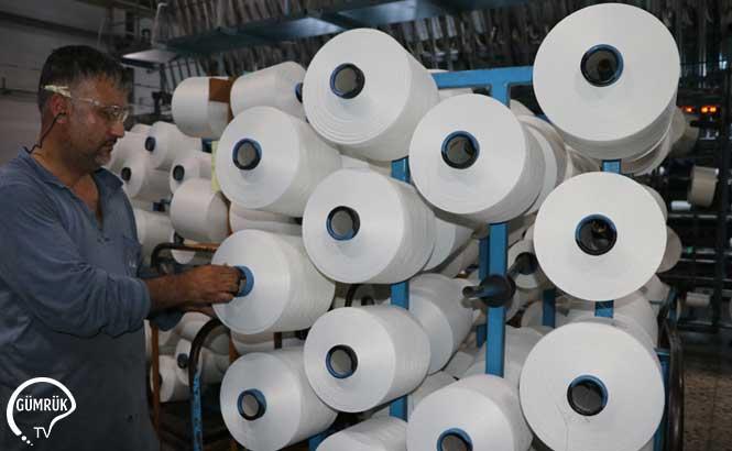 Adana'dan 45 Ülkeye Polyester Gönderiliyor