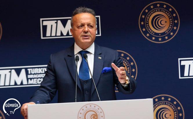 """TİM Başkanı Gülle:  """"Büyümeye İhracattaki Artışlar Öncülük Etti"""""""