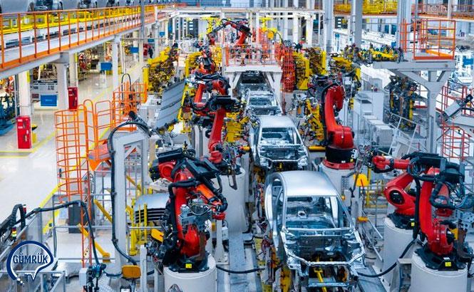 Fransa ve Almanya'ya Otomotiv İhracatı Arttı