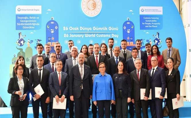 Ticaret Bakanlığı Dünya Gümrük Günü Etkinliği ve Ödül Töreni