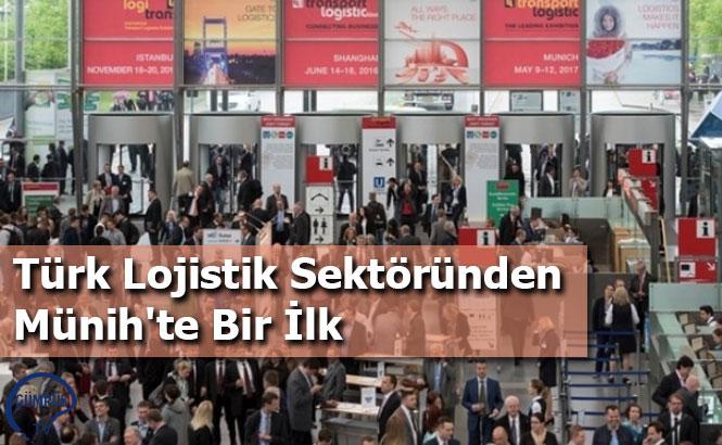 Türk Lojistik Sektöründen Münih'te Bir İlk