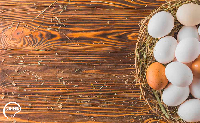 Kuluçkalık Yumurta Gümrük Vergisinde İndirime Gidildi