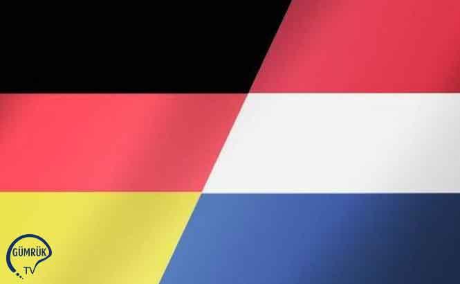Hollanda'nın Almanya'ya İhracatı 45 Milyar Avro