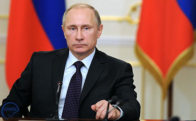 """Putin: """"Dijital Ekonominin Geliştirilmesi Gerekiyor"""""""