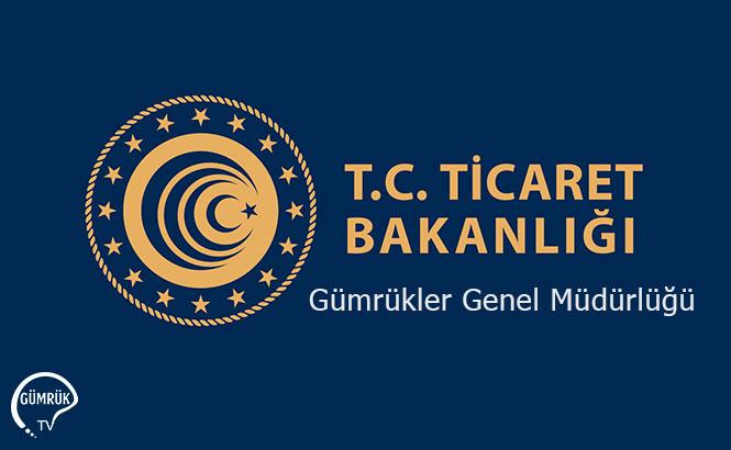 Gümrükler Genel Müdürlüğü Ordino Yerine Yeni Bir Mevzuat Çalışması Başlatıyor
