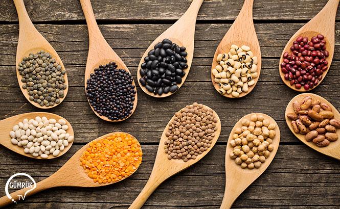 Hububat Bakliyat ve Yağlı Tohumlar İhracatı Yılın İlk Yarısında Yüzde 17 Arttı