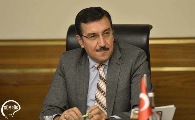Gümrük ve Ticaret Bakanı Açıkladı! Yüzde 20 Ek Vergi Alınacak