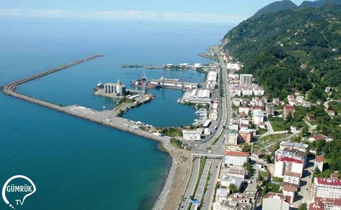 """""""Trabzon Limanı Borsaya Açılan İlk Liman Olacak"""""""