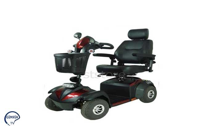 Motorlu Koltuk (moped) Cinsi Araçlar