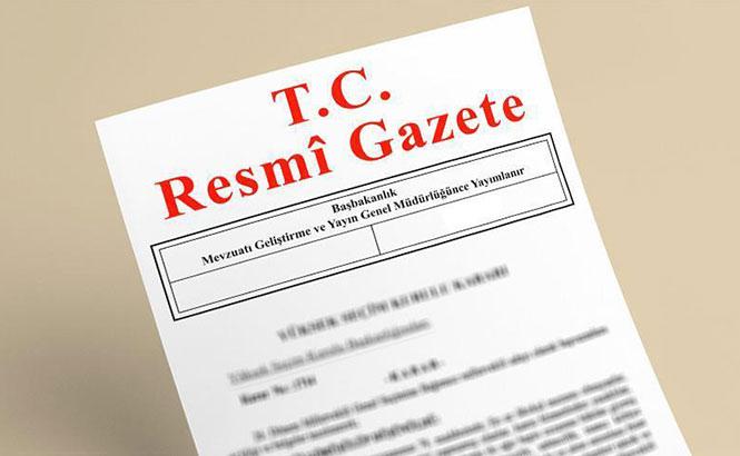 Vergi Kanunları ile Bazı Kanun ve Kanun Hükmünde Kararnamelerde Değişiklik Yapılması Hakkında Kanun